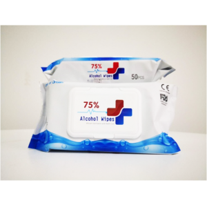 75% Alcohol wipes disinfectant cleaning wipes Antiseptic wet wipes