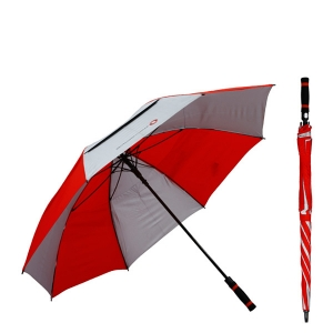 Canopy Double Layer Outdoor Golf Straight Advertising Umbrella