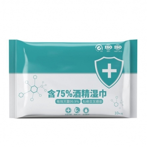 Disinfection Alcoholic Wet Wipes With Low Price