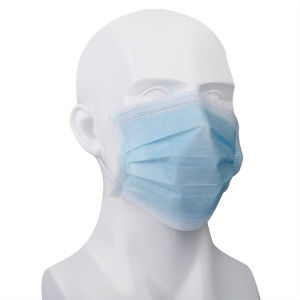 Disposable 3ply Medical Surgical Face Masks With CE certification