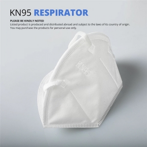 New arrival 50 pcs/bag kn95 protection recyclable face masks