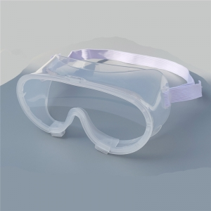 Protective safety goggles wide vision disposable anti-fog splash goggles prevent infection protective glasses