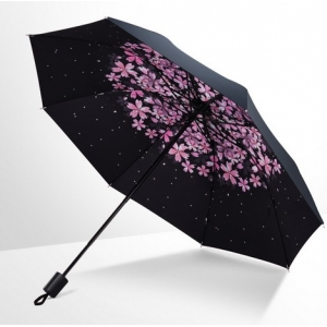 Top quality hot-sale Uv Protecting 3 Fold Umbrella