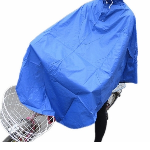 wholesale Transparent large brim bicycle electric car factory eva waterproof  home direct sale Oxford cloth Rain poncho