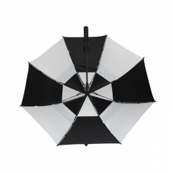 China 30  windproof  custom logo sports golf umbrella factory