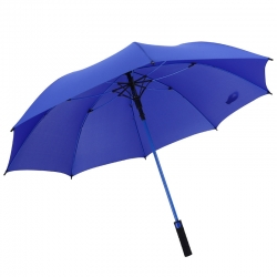 China Wholesale Straight auto umbrella Logo Printed 8rib windproof straight umbrella blue factory