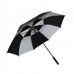 China promotional men's golf umbrella factory